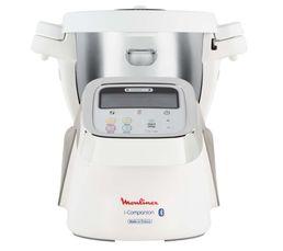 Robot cuiseur connecté MOULINEX HF900110 i-companion