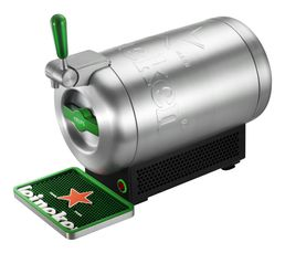 Machine à bière KRUPS VB650E10 the Sub Métal