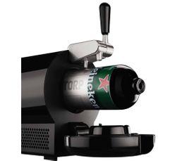 Machine � bi�re KRUPS VB650810 the Sub Noir et m�tal