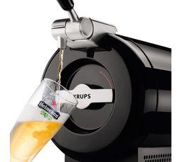 Machine à bière KRUPS VB650810 the Sub Noir et métal