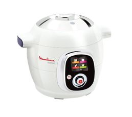 Multicuiseur intelligent MOULINEX Cookeo CE704110 Blanc