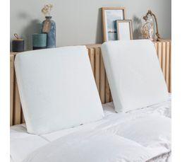Oreiller Et Traversin - Oreiller 40x60 cm DUNLOPILLO THERMOGEL/AQUAGEL