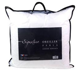 Couettes Et Oreillers - Oreiller 65x65 cm SIGNATURE PERLA