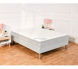 sommier 160 x 200 cm simmons puls air sommiers but. Black Bedroom Furniture Sets. Home Design Ideas