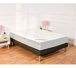 matelas 140 x 190 cm simmons influence pas cher avis et prix en promo. Black Bedroom Furniture Sets. Home Design Ideas