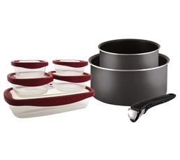Set 2 casseroles + 5 kippers TEFAL L2049802