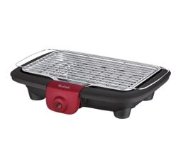 Barbecue lectrique posable tefal bg903812 barbecues - Grill electrique tefal optigrill gc702d01 ...