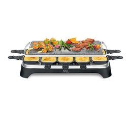 Raclettes/fondues/pierres à Cuire - Raclette/Pierrade TEFAL PR457812