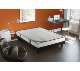 matelas 140x190 cm ressorts ensach s venus matelas but. Black Bedroom Furniture Sets. Home Design Ideas