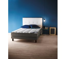 matelas 90 x 190 cm dreamea viscospring matelas but. Black Bedroom Furniture Sets. Home Design Ideas