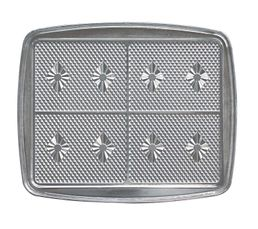 Accessoires Préparation Culinaire - Jeu de plaques LAGRANGE Gaufrettes Super2 030221