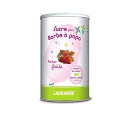 Accessoires Préparation Culinaire - Sucre à barbe à papa LAGRANGE 380002 Fraise