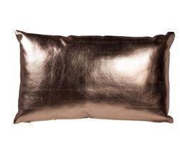 TRENDY Coussin 30 x 45 cm cuivre