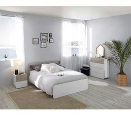 Coussins - Coussin 40x40 cm GRIZZLI blanc