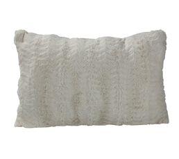 Coussins - Coussin 40x60 cm SIBERIE blanc
