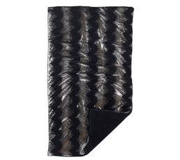 Plaids - Edredon 100x180 cm Cailla Noir