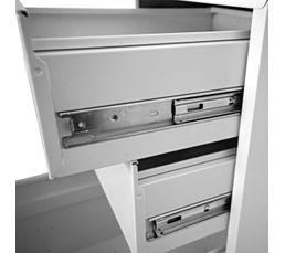 Caisson 3 tiroirs RETRO 3 Blanc