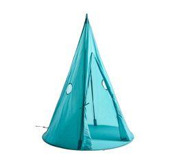 SMOOTHIE Tipi enfant indoor et outdoor Bleu turquoise