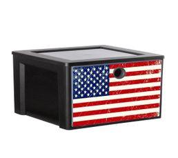 MYDECOBOX A4 FLAG  Livré avec décor