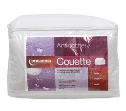 Couettes Et Oreillers - Couette 240 x 260 cm DREAMEA ANTI-TACHES