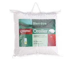 Couettes Et Oreillers - 2 Oreillers 60 x 60 cm DREAMEA BIEN-ETRE