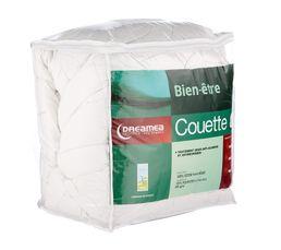 Couettes Et Oreillers - Couette 140 x 200 cm DREAMEA BIEN-ETRE