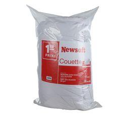 Couettes Et Oreillers - Couette 220 x 240 cm NEWSOFT CTSOFBU022422