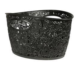 Boites De Rangement - Boîte 29 x 21 x 16 cm DENTELLE Noir