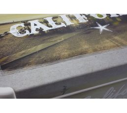 Boîte CALIFORNIA Beige