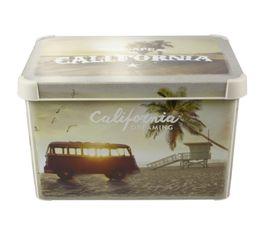 Boites De Rangement - Boîte CALIFORNIA Beige