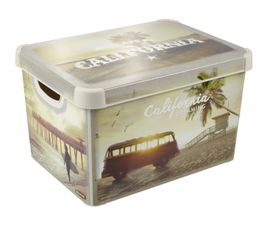 Bo�te CALIFORNIA Beige