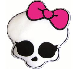 Coussins - Coussin l. 34 - H. 31 cm MONSTER HIGH blanc