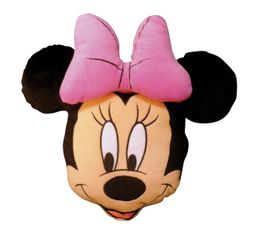 Coussins - Coussin 3D H. 36 cm MINNIE STYLISH rose