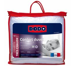 Couettes Et Oreillers - Couette 220x240 cm DODO CONFORT DUVET