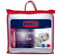 DODO Couette 220x240 cm CONFORT DUVET