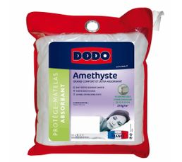 DODO Protège matelas 180x200 cm AMETHYSTE