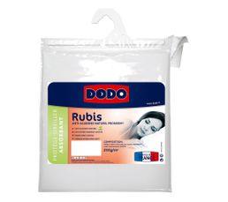 DODO Protège oreiller 60x60 cm RUBIS