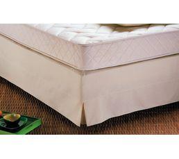 cache sommier 140x190 cm dodo cru cache sommier but. Black Bedroom Furniture Sets. Home Design Ideas