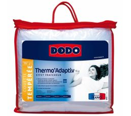 Couettes Et Oreillers - Couette 240x260 cm DODO THERMO ADAPTIV