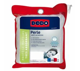 DODO Protège matelas 160x200 cm PERLE