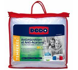 Couette 240 x 260 cm dodo hollofil anti acariens couettes et oreillers but - Couette anti acarien anti allergique ...
