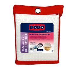 Isolateur sommier 140x190 cm DODO 30281/blanc
