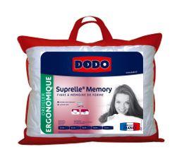 DODO Oreiller 50 x 70 cm SUPRELLE MEMORY