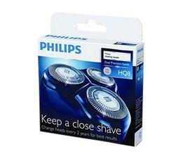 Soin Du Corps - Tête de rasoir PHILIPS HQ8 x 3 DualPrecision