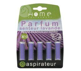 HOME EQUIPEMENT Parfum aspirateur Lavande x 10