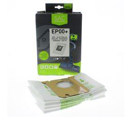 Accessoires Entretiens Des Sols - Sac aspirateur HOME EQUIPEMENT HEP00+ x 4
