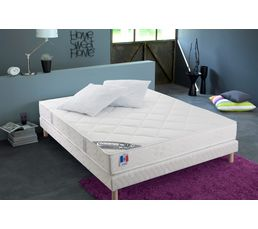matelas 160x200 cm mousse accueil latex 2 oreillers estrella matelas but. Black Bedroom Furniture Sets. Home Design Ideas
