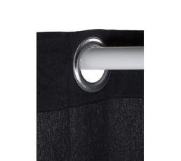 Rideau 140x250 cm RAINBOW 2 noir