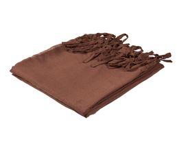 Voilage 110x240 cm RAINBOW 2 chocolat