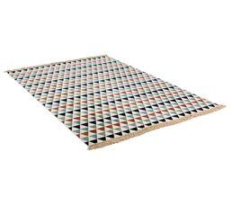 But - Tapis 160x230 cm triangle multicolor